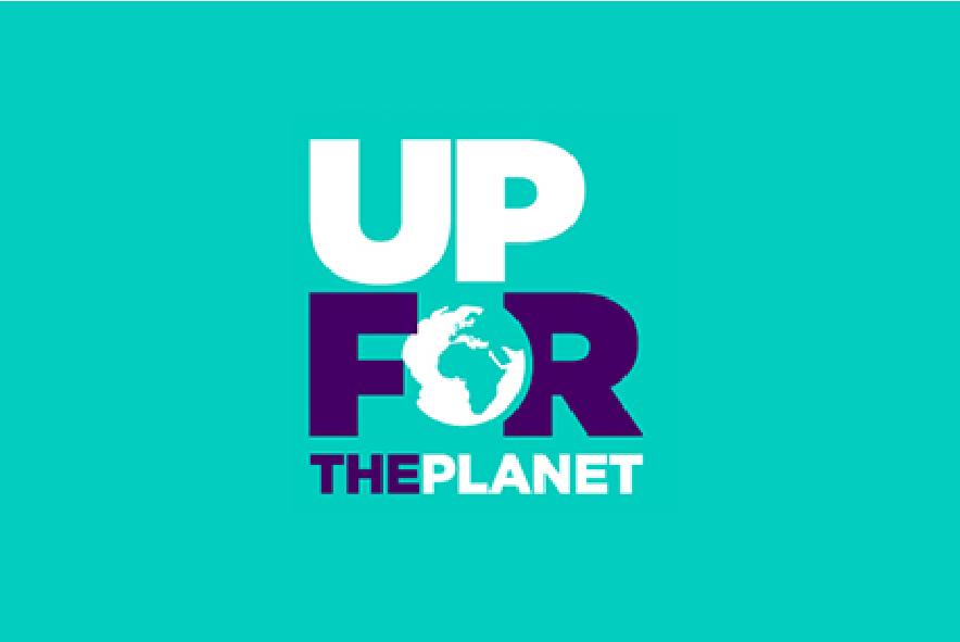 Coup de coeur pour Up for the planet